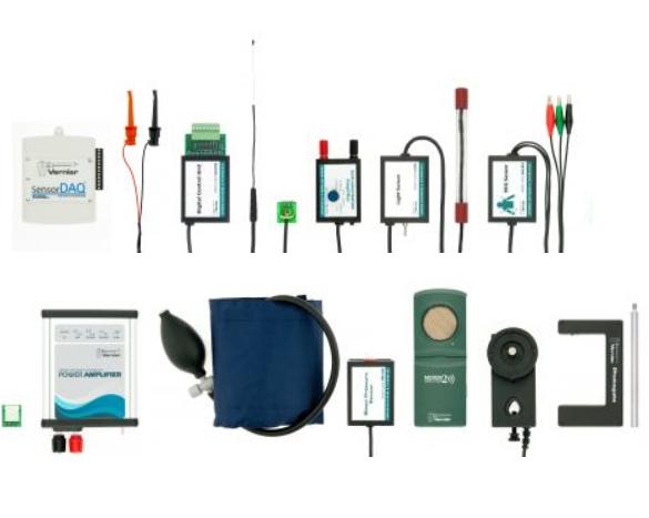 Bộ thiết bị thí nghiệm SENSORDAQ Engineering Project with  NI LAB VIEW Package : SD-EP-DX