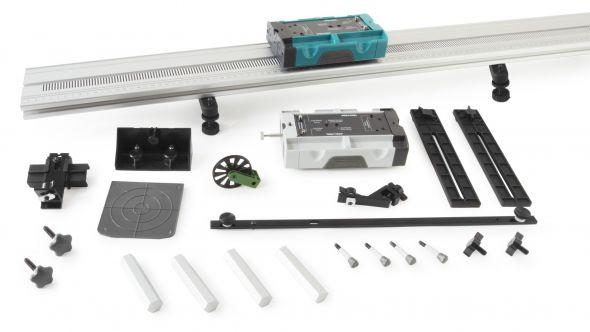 DTS, Bộ thiết bị thí nghiệm phòng LAB quốc tế - Dynamics Cart and Track System Hiệu Vernier