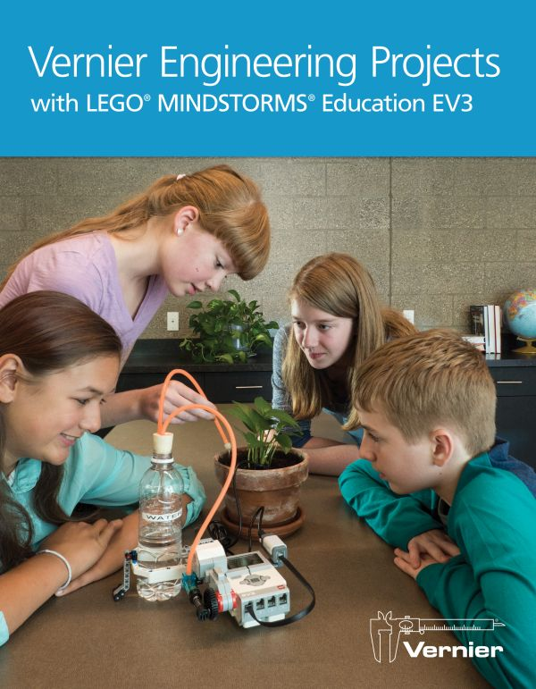 EP-EV3-E, Sách Vernier Engineering Projects with LEGO® MINDSTORMS® Education EV3