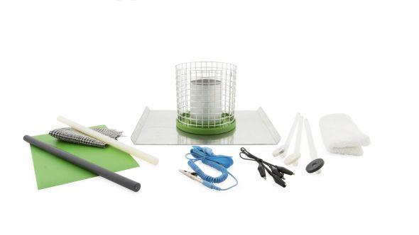 ESK-CRG, Bộ thiết bị thí nghiệm phòng LAB- Electrostatics Kit