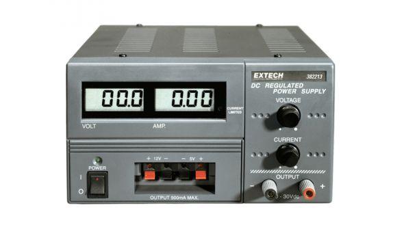 EXPS, Thiết bị cấp nguồn Extech Digital DC Power Supply