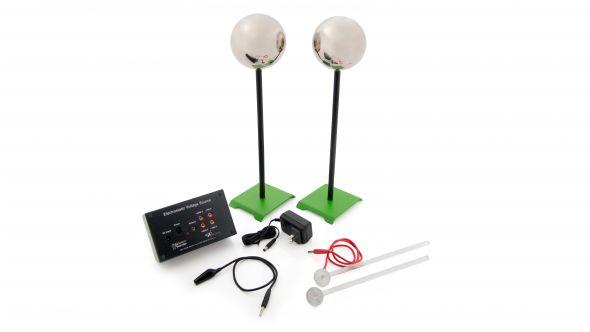 HVEK-CRG, Bộ thiết bị thí nghiệm phòng LAB-High-Voltage Electrostatics Kit