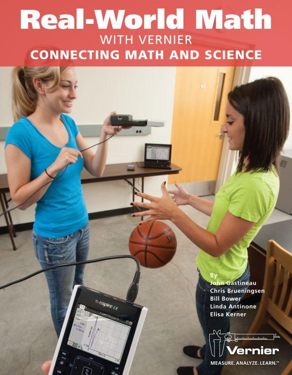 RWV-E, Sách hướng dẫn thí nghiệm Venier môn Real-World Math with Vernier