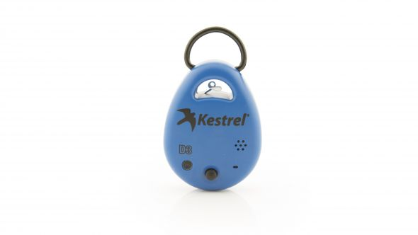 KES-D3, Cảm biến Máy ghi dữ liệu không dây Kestrel® DROP