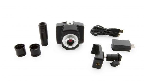 BD-PS-MC5UW, Cảm biến  Camera kính hiển vi ProScope 5MP