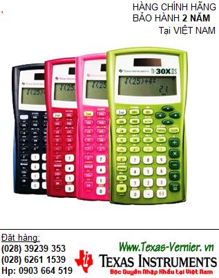 Ti-30XIIS, Máy tính khoa học Học sinh TI-30XIIS™ Scientific Calculator | HẾT HÀNG