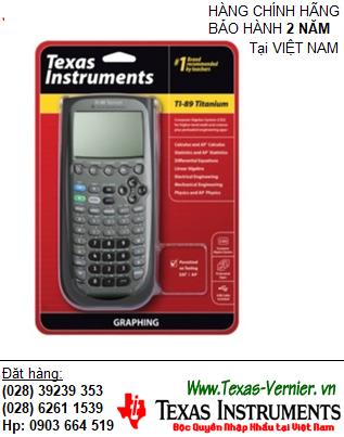 Texas Instruments TI-89, Máy tính khoa học Texas Instruments Ti-89 Titanium | hàng có sẵn