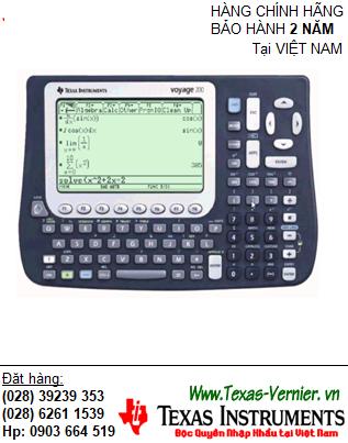 Voyage 200, Máy tính Khoa học lập trình vẽ đồ thị Texas Instrument Voyage 200| TẠM HẾT HÀNG