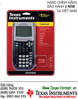 Ti-84 PLUS, Máy tính khoa học lập trình vẽ đồ thị Texas Instruments Ti-84 PLUS ( MẪU CŨ HÃNG HẾT SẢN XUẤT-HẾT HÀNG)