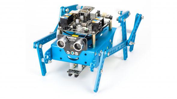 MBOT-6LR, phụ kiện mBot™ Six-Legged Robot Add-on Pack
