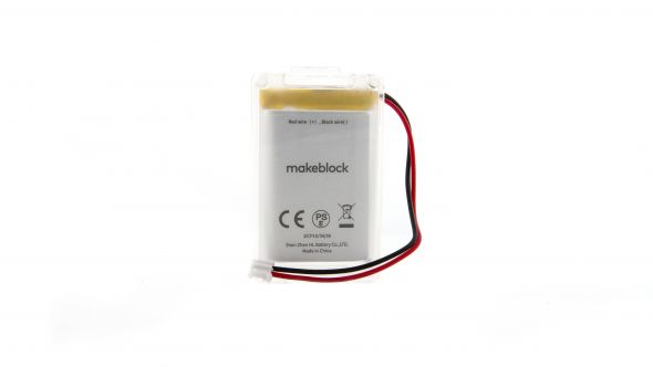MBOT-BAT, phụ kiện mBot™ 3.7 V LiPo Battery